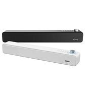 藍芽音箱BTS-735黑色,有音源線可接電腦主機,也可搭配手機/平板/筆電藍芽功能