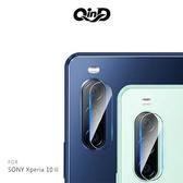 摩比小兔~QinD SONY Xperia 10 II 鏡頭玻璃貼(兩片裝) 9H 鋼化 鏡頭貼 玻璃貼