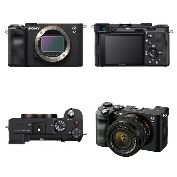 Sony A7CL 黑色〔含 28-60mm 鏡頭〕A7C 平行輸入