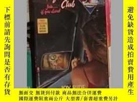 二手書博民逛書店英文原版罕見Joy Ride (The Nightmare Cl
