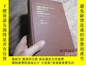 二手書博民逛書店air罕見pollution third edition vol
