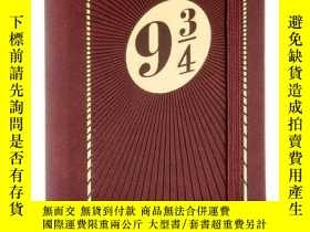 二手書博民逛書店J.K.罕見Rowling's Wizarding World: Travel Journal: Ruled Po