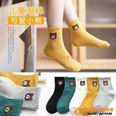 兒童襪子春秋薄款中大男童女童中筒棉襪寶寶嬰兒短襪網眼透氣船襪