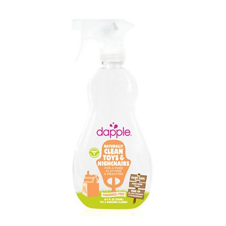 【愛吾兒】美國 dapple 天然玩具清潔濆霧-無香精500ML 美國原裝進口