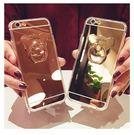 【SZ62】奢華鏡面+小熊r11手機殼o...