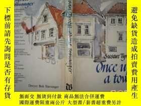 二手書博民逛書店從前的城鎮罕見Once Upon a TownY15322 Su