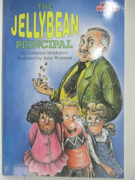 【書寶二手書T1/兒童文學_DSP】The Jellybean Principal_Catherine McMorrow