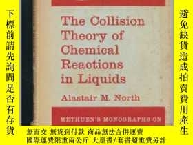 二手書博民逛書店【英文版】THE罕見COLLISION THEORY OF CH