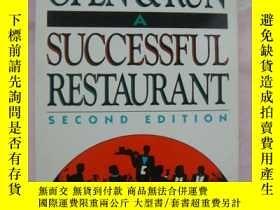 二手書博民逛書店How罕見to Open & Run Successful re