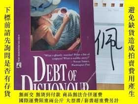 二手書博民逛書店ROBERT罕見GODDARD DEBT OF DISHONOURY15335