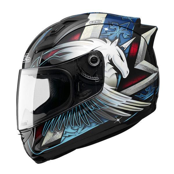【SOL 68Sll 獨角獸三代 黑藍 全罩 安全帽 】69S、免運費、加贈好禮