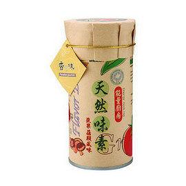 綠色生活 能量廚房 天然味素 蔬果菇類風味120g   一罐