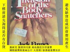 二手書博民逛書店Invasion罕見of the Body SnatchersY