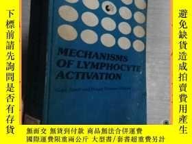 二手書博民逛書店英文書mechanisms罕見of lymphocyte activation淋巴細胞活化機制Y16354 請