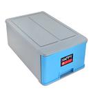 【HAPPY抽屜式整理箱3入組】3入 收納箱 置物箱 玩具箱 工具箱 台灣製造 1010A [百貨通]
