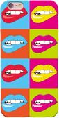 設計師版權【Give me a kiss】系列:空壓手機保護殼(HTC、SONY)