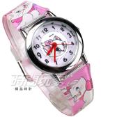 Disney 迪士尼 時尚卡通手錶 瑪麗貓 兒童手錶 數字 女錶 粉紅色 D瑪麗貓-1