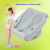 《拉麗神》多功能健身拉筋板-升級版-HO108(贈手指按摩器)-平衡板 易筋板 足筋板 瑜珈背足