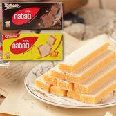 印尼 Richeese 麗芝士 起司 威化餅 夾心酥 巧克力 richoco 145G Nabati 7-11