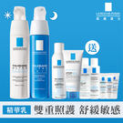專為敏弱肌設計 安心霜搭配夜間SOS修護精華 雙管齊下加強日夜肌膚修復 有效舒緩不適