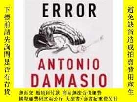 二手書博民逛書店Descartes 罕見Error:Emotion, Reaso
