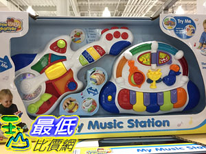[COSCO代購] LITTLE LEARNER MUSIC STATION 小小音樂教室 _C898795