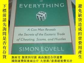 二手書博民逛書店How罕見to CHEAT at everythingY3696