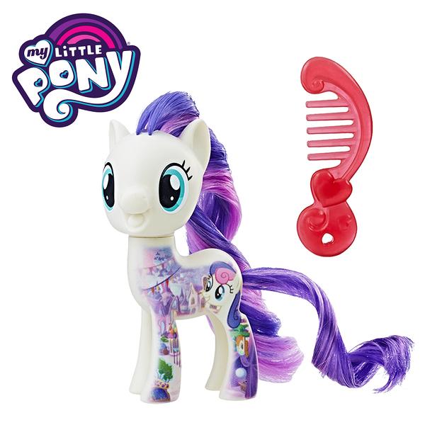 彩虹小馬3吋基本小馬-夾心糖果