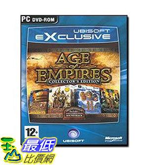 [美國直購 DVD版] Age Of Empires Collector's Edition (Limited Edition) $846