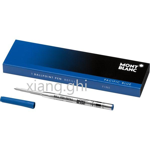 萬寶龍MONTBLANC原子筆芯-105155-(F)藍色-細-*2支~另有(F)黑色-(M)黑色-(M)藍色~特價~保證正原廠真品!!