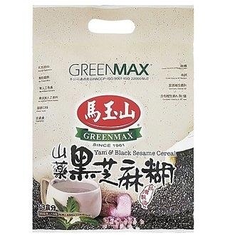 馬玉山 山藥黑芝麻糊 35g (12入)/袋【康鄰超市】