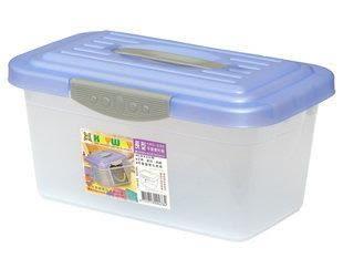 聯府 HC530長型手提式便利箱文具箱 手提箱 小物箱 收納箱 整理箱 文具盒 化妝箱【八八八】e網購