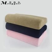 記憶枕頭學生宿舍頸椎身枕太空枕芯帶枕套床上單人裝護頸枕