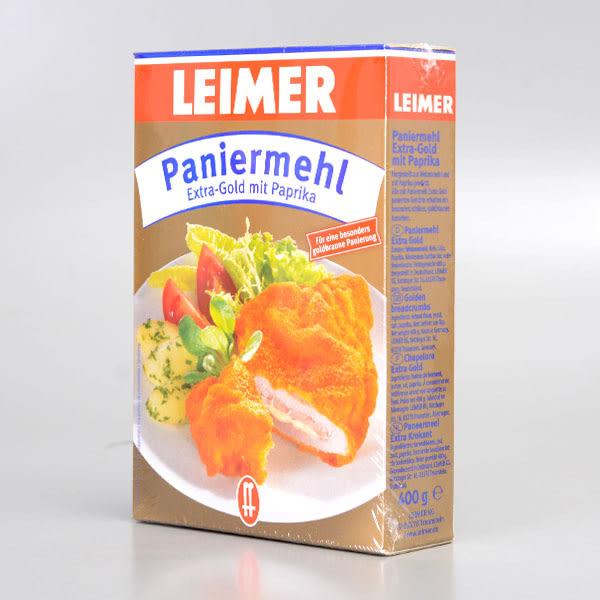 德國【LEIMER】樂美Golden萬用料理麵包粉 400g