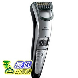 [美國直購] Philips Norelco QT4018/49 電動刮胡刀 Beard trimmer Series 3500, 20 built-in length settings
