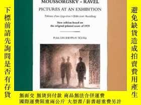 二手書博民逛書店Pictures罕見At An Exhibition-畫展上的圖片Y436638 Maurice Ravel