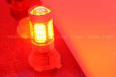 42晶4014 魚眼LED煞車燈 方向燈