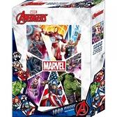 《 MARVEL 》漫威復仇者聯盟1000片盒裝拼圖(D) / JOYBUS玩具百貨