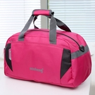 旅行袋 新款大容量短途男士行李包手提旅行包女旅行袋行李袋旅游包健身包【快速出貨八折搶購】