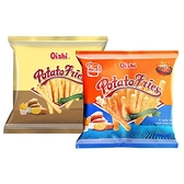 菲律賓 Oishi 薯條(50g) 款式可選【小三美日】