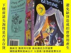 二手書博民逛書店HORRID罕見HENRY S BEDTIME :可怕的亨利睡覺時間 Y200392