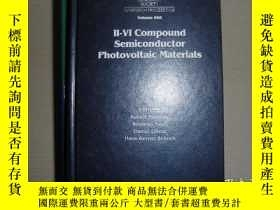 二手書博民逛書店II-IV罕見Compound Semiconductor Ph