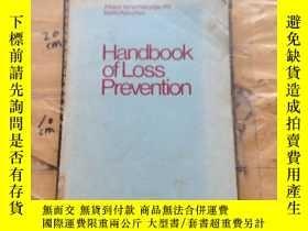 二手書博民逛書店handbook罕見of loss preventionY114