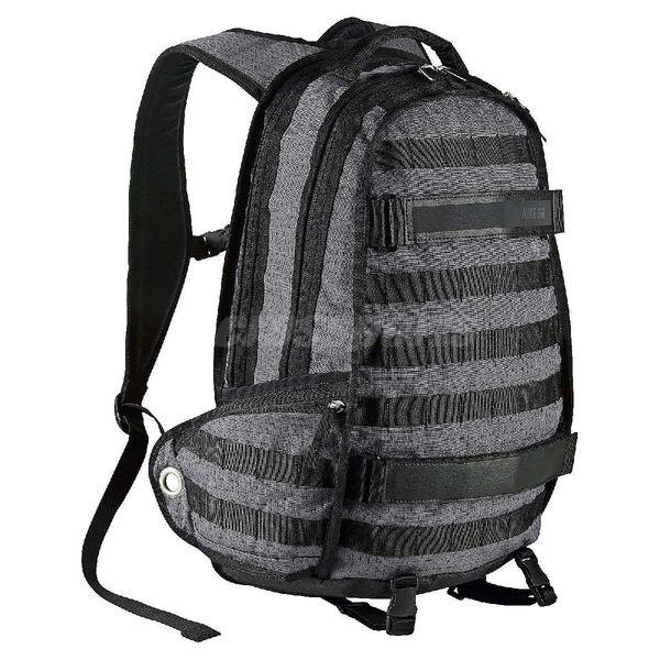 Nike 後背包 SB RPM 滑板系列 百搭基本款 灰 黑 男款 包包 【PUMP306】 BA5341-021
