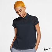 Nike Golf Flex 女 高爾夫翻領T恤 黑 AV3671-010