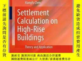 二手書博民逛書店Settlement罕見Calculation on High-