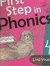 二手書R2YBb《First Step in Phonics 4 1CD》201