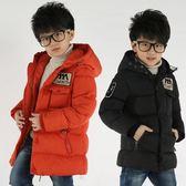 男童冬裝加厚棉衣3外套兒童9男孩11秋冬季13保暖棉襖潮衣