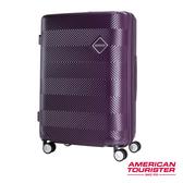新秀麗 AT美國旅行者 新款 GROOVISTA 避震飛機輪 可擴充設計 行李箱/旅行箱-29吋(紫) GF6