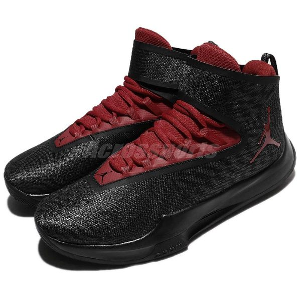 Nike 籃球鞋 Jordan Fly Unlimited PFX 黑 紅 Zoom Air 氣墊 喬丹 運動鞋 男鞋【PUMP306】 AA4298-011